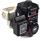 Briggs and Stratton 12S452-0049-F8 900 Series Intek I/C 205cc 9.00 Gross Torque Engine with a 6:1 Gear Reduction Gear Shaft 3/4-Inch Diameter 2-Inch Length Crankshaft, Keyway