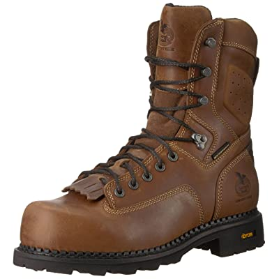 Georgia GB00123 Mid Calf Boot | Industrial & Construction Boots