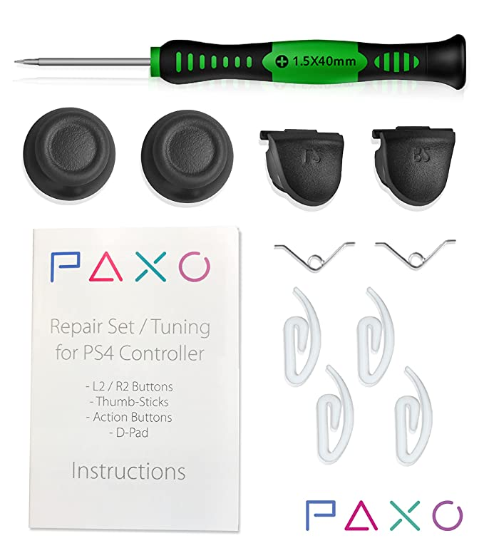 Paxo Ps4 Controller Repair Set Amazon Electronics