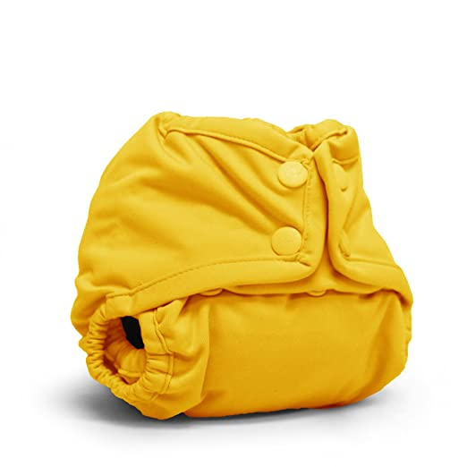 Rumparooz Newborn Cloth Diaper Cover - Snap - Dandelion