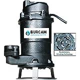BURCAM 3/4 Horsepower Sewage Grinder Pump, 115V