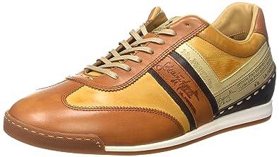Herren Sneaker Orange Arancio, Orange - Arancio - Größe: 43 EU Frau