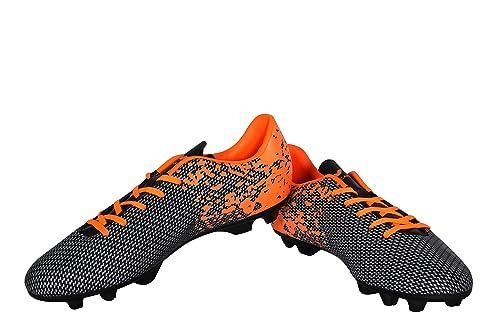 fa56c817bfdd Nivia Premier Carbonite Football Studs (Orange)  Buy Online at Low ...