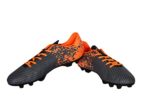 3565c0aa92a Nivia Premier Carbonite Football Studs (Orange)  Buy Online at Low ...
