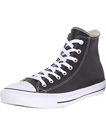Converse Womens Chuck Taylor All Star Leather High Top Sneaker