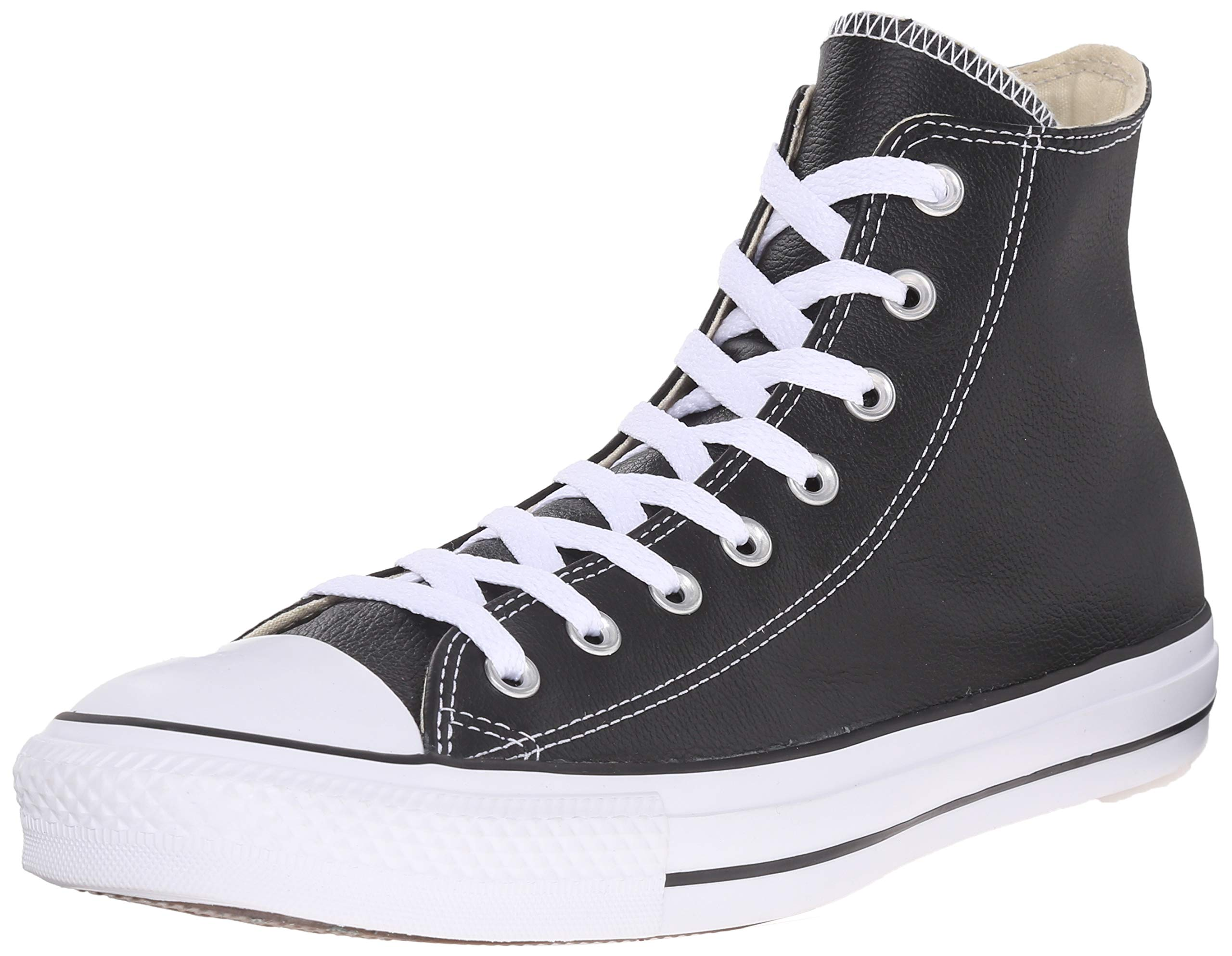 Converse Unisex Chuck Taylor Hi Black Basketball Shoe 11.5 Men US / 13.5 Women US by Converse