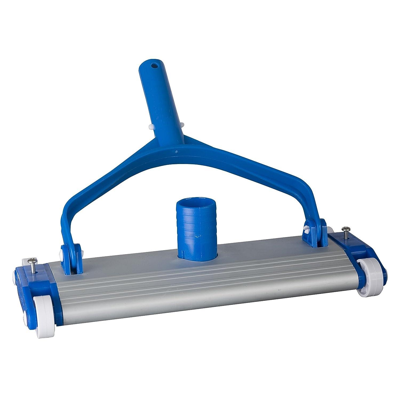 Gre 40022–Brush puliscifondo Rectangular Aluminium