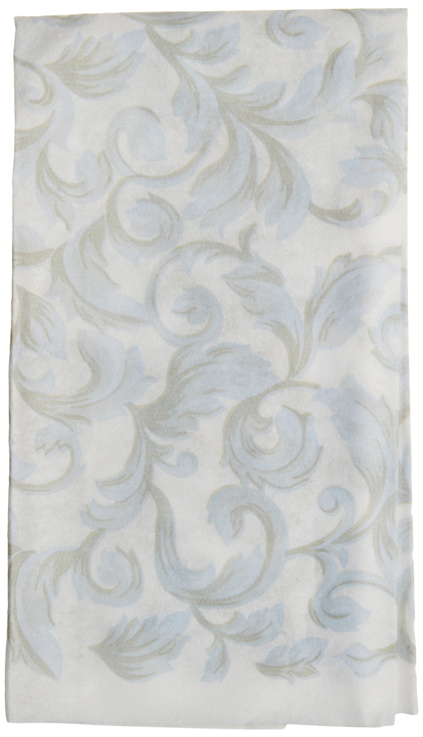 Hoffmaster 856524 Linen-Like Guest Towel, 1/6 Fold, 17'' Length x 12'' Width, Imperial (Case of 500)