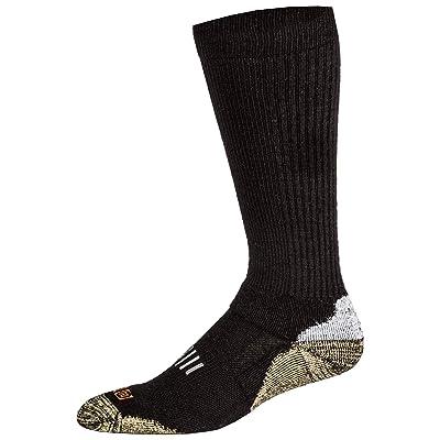 5.11 Tactical Merino OTC Boot Socks, Merino Wool Fabric, Moisture-Wicking Structure, Style 10024: Sports & Outdoors
