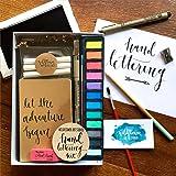 Hand Lettering Kit - Beginning Hand Lettering Set - DIY Hand Lettering for Beginners