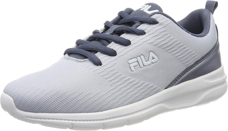 Fila Wmn Sport&Style Fury Run III Low, Zapatillas Altas para Mujer
