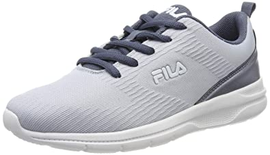 Fila Wmn Sport&Style Fury Run III Low, Sneaker a Collo Alto