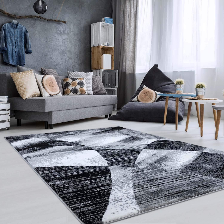 MyShop24h  Teppich Modern Designer Wohnzimmer Schlafzimmer Inspiration Vintage Vintage Vintage Patchwork, Größe in cm 160 x 230 cm 0c21cb