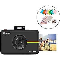 Polaroid Snap Touch 2.0 - Appareil Photo Numérique de 13 Mp, Bluetooth, Écran Tactile LCD, Vidéo 1080P et Nouvelle Application, 5 x 7,6 cm, Noir