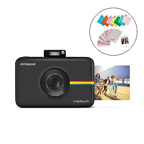 0ff71ede54 Polaroid Snap Touch 2.0 - Cámara digital portátil instantánea de 13 ... camara  polaroid snap touch