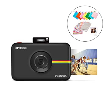 Polaroid Snap Touch 2.0 - Appareil Photo Numérique de 13 Mp, Bluetooth, Écran Tactile