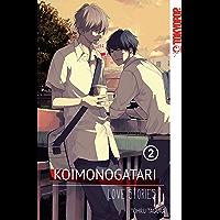 Koimonogatari: Love Stories, Volume 2 book cover