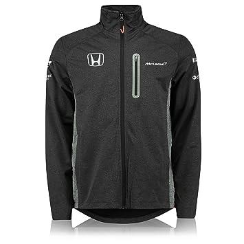 Chaqueta Softshell McLaren Honda Oficial 2017 Equipo: Amazon.es: Deportes y aire libre