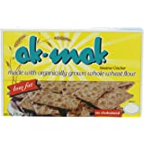 Ak-Mak Sesame Crackers, 4.15 Ounce (Pack of 12)