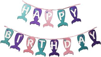 Amazon.com: Cartel mágico de feliz cumpleaños ...