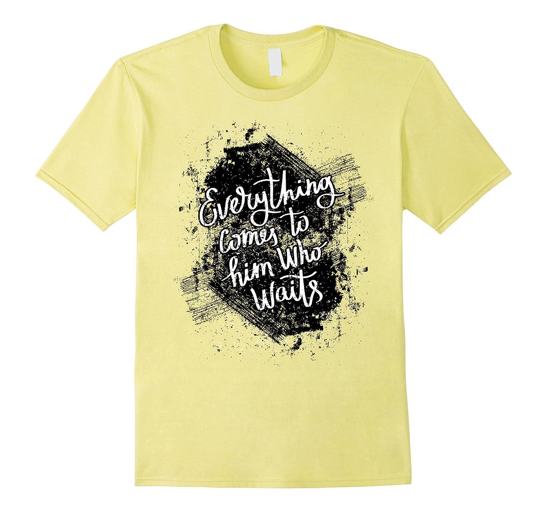 Beautiful Inspirational Quotes T-Shirt Design-Vaci
