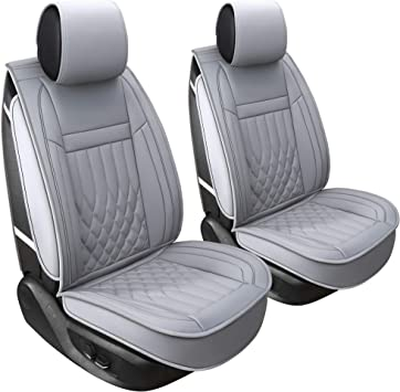 VOLVO V60 ALL MODELS Single Heavy Duty Waterproof Seat Cover Protector Grey
