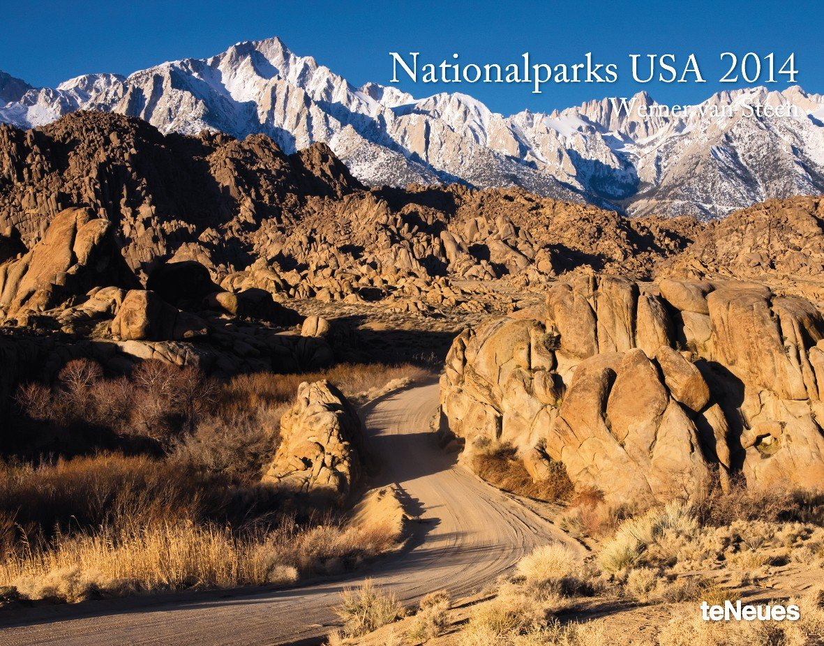 Nationalparks USA 2014