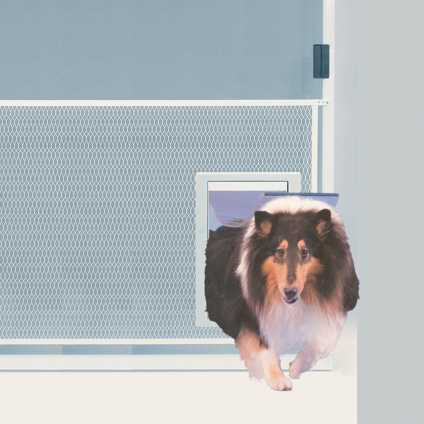 Amazon Ideal Pet Doors Screen Guard Pet Door Extra Large