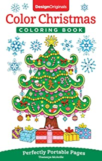 Amazon.com: Christmas Coloring Book (Coloring Is Fun) (Design ...