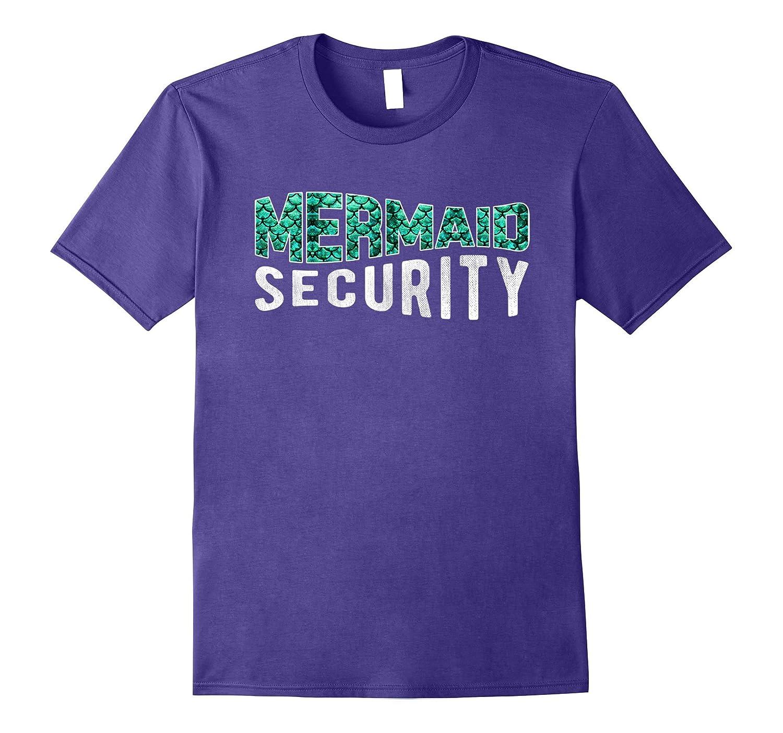 Mermaid security t shirt mermaid tshirt fish scale for Fish scale shirt