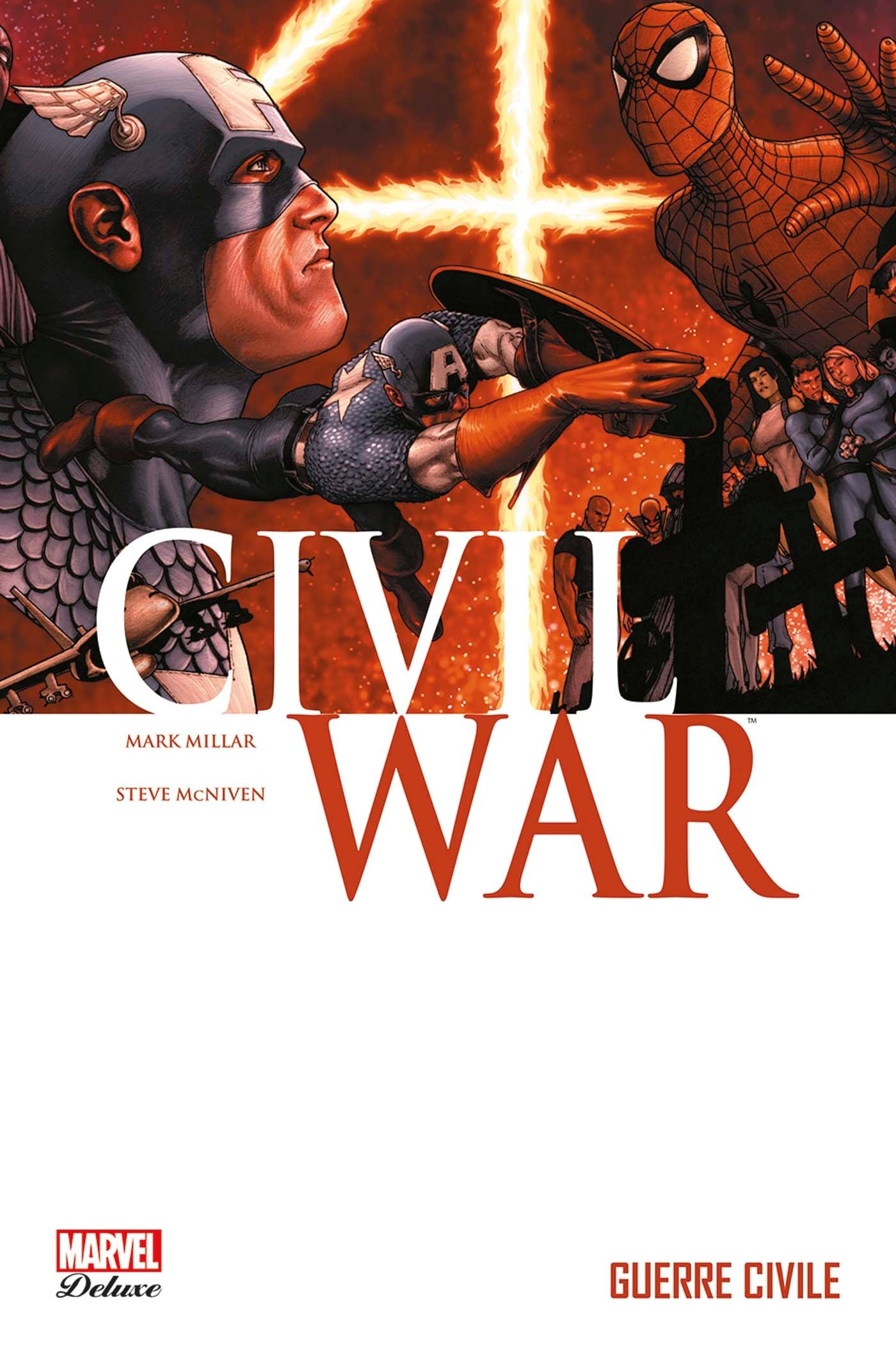 comics film civil war