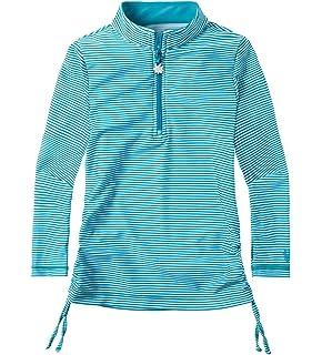 9583c5fa Amazon.com: UV Skinz Girls Long Sleeve Sun & Swim Shirt ...