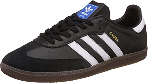 Adidas Unisex Adults Samba Og Trainers Black Cblack Ftwwht Gum5 4 5 Uk 37 1 3 Eu Amazon Co Uk Shoes Bags