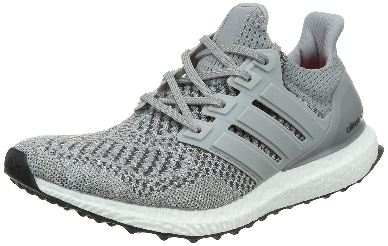 Grey adidas Performance Men's Ultra Boost M Running shoes