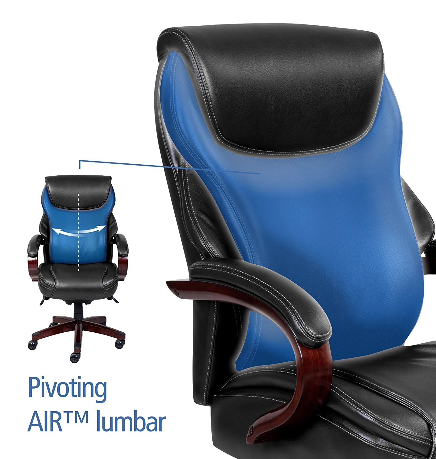 Amazon LaZBoy A La Z Boy Hyland Chair Air Technology