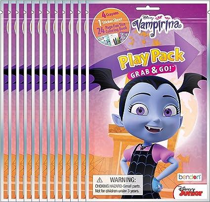 Amazon.com: Paquetes de Vampirina Grab & Go Play (Pack de 12 ...