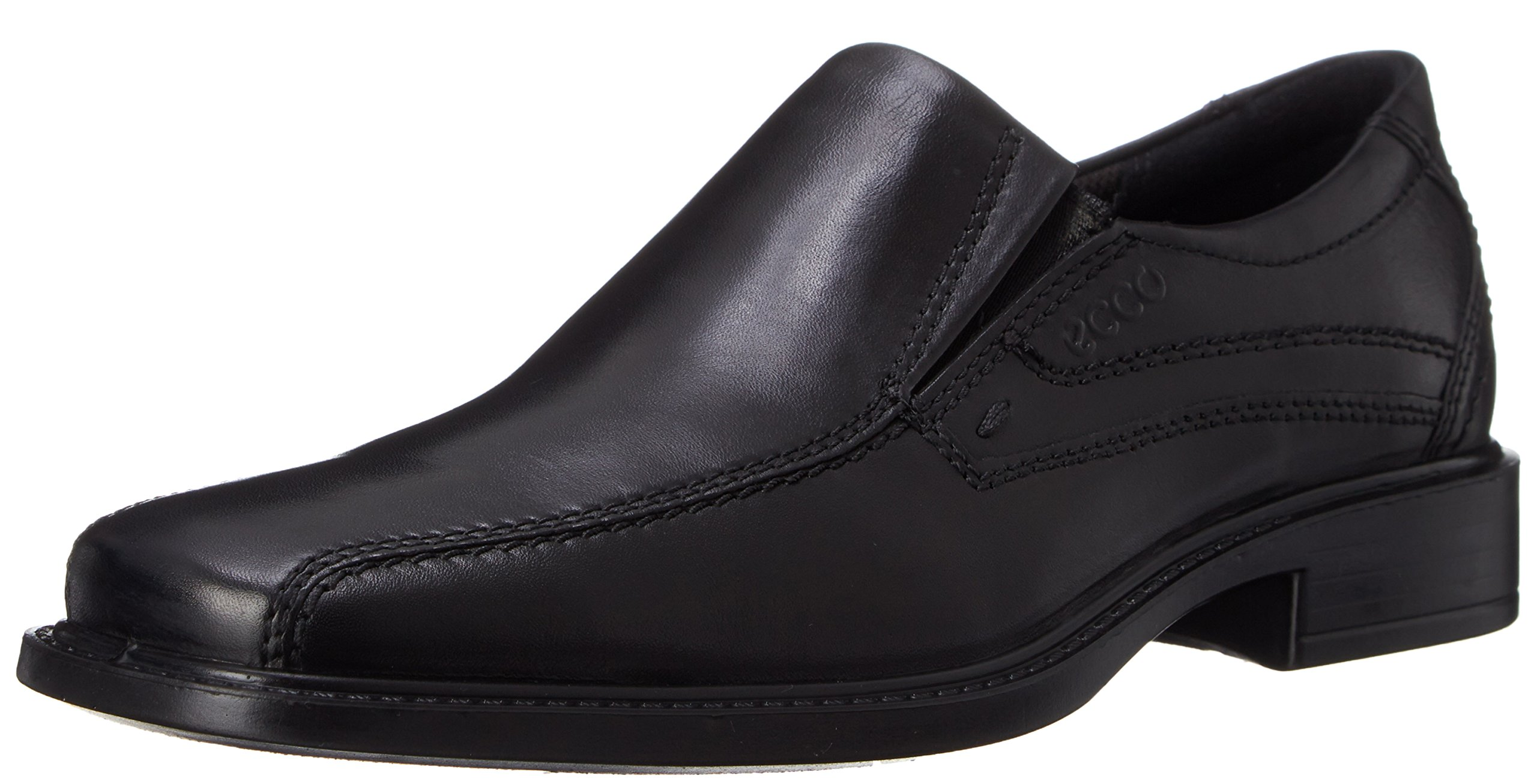 ECCO Men's New Jersey Slip On,Black,39 EU (US Men's 5-5.5 M) by ECCO (Image #1)