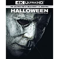 Halloween (2018) [4K Ultra HD + Blu-ray + Digital] (Bilingual)