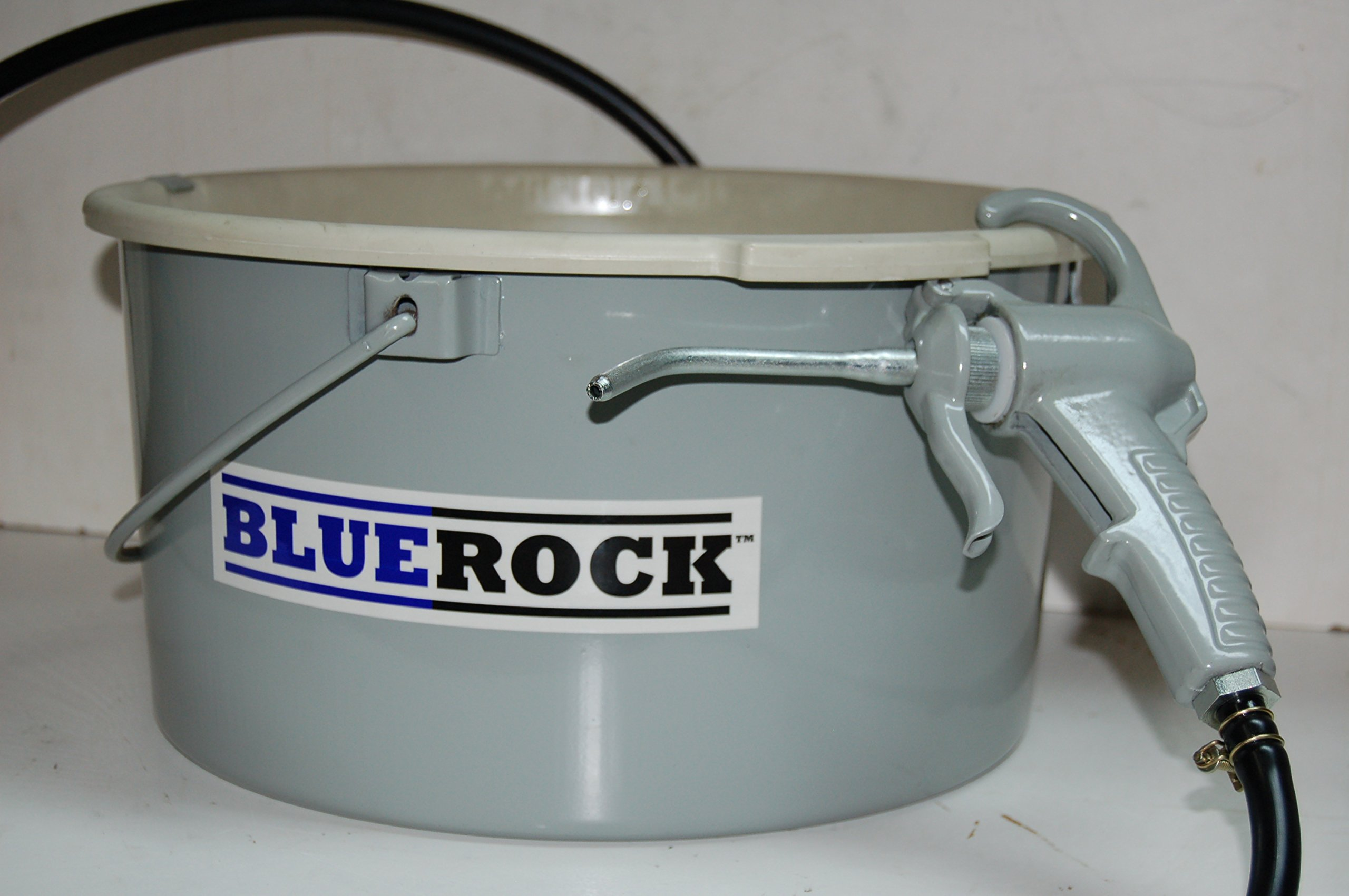 BLUEROCK Tools Hand Held Oiler Bucket for Pipe Threading fits Ridgid 418 300