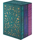 Little House Hardcover 3-Book Box Set: Little House in the Big Woods, Farmer Boy, and Little House on the Prairie