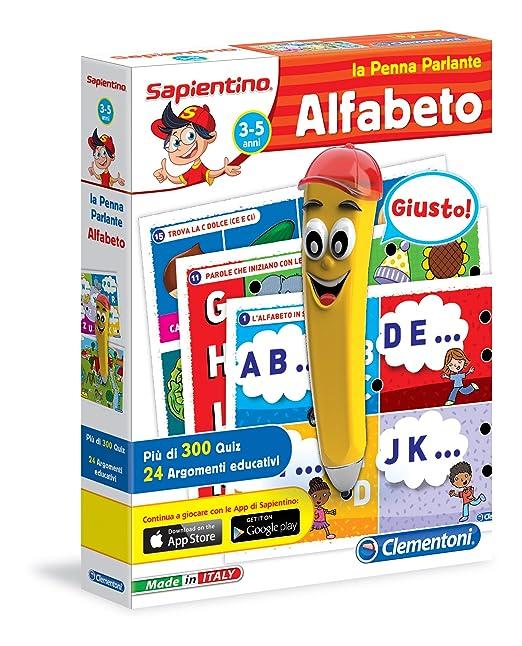 183 opinioni per Clementoni 13303- Penna Interattiva Alfabeto