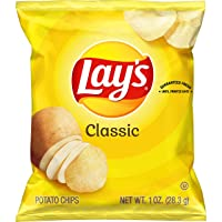 40-Pack Lays Classic Potato Chips 1 Oz Deals