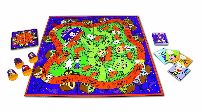 Great Pumpkin Charlie Brown Board Game Scientific Explorer-Poof Slinky 2467