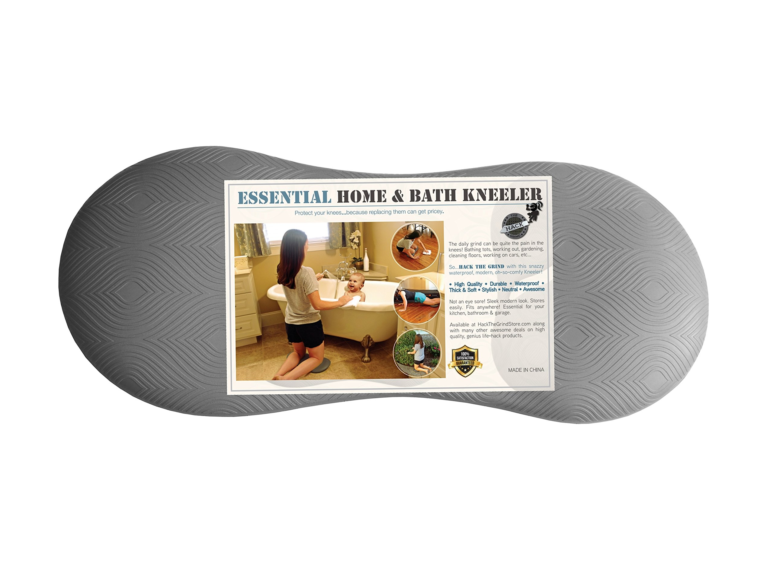 Essential Kneeler, Baby Bath Kneeler. Water-Proof! Thicker & More Durable! by Hack The Grind (Image #6)