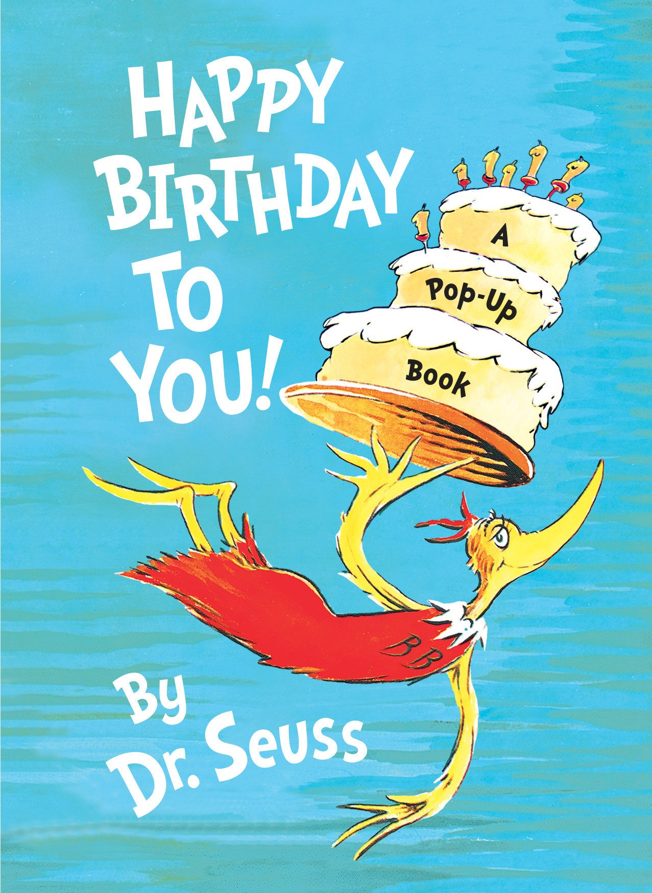 photo regarding Dr.seuss Book Covers Printable named Delighted Birthday toward Yourself! (Mini Pops): Dr. Seuss: 9780375823114
