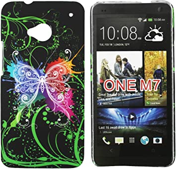Kit Me Out ES Carcasa plástico para HTC One M7: Kit Me Out ...