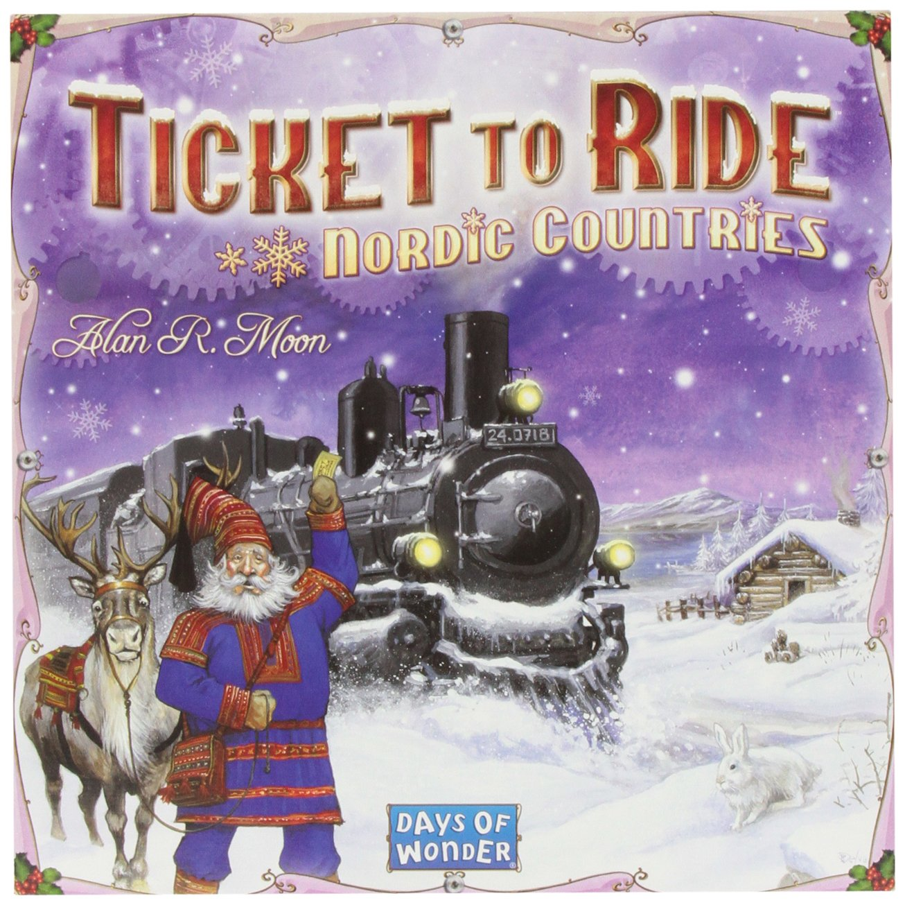 Christmas Gift Guide - Ticket to Ride Board Games
