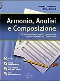 Andrea Cappellari/Irlando Danieli: Armonia, Analisi E Composizione Livre Sur la Musique
