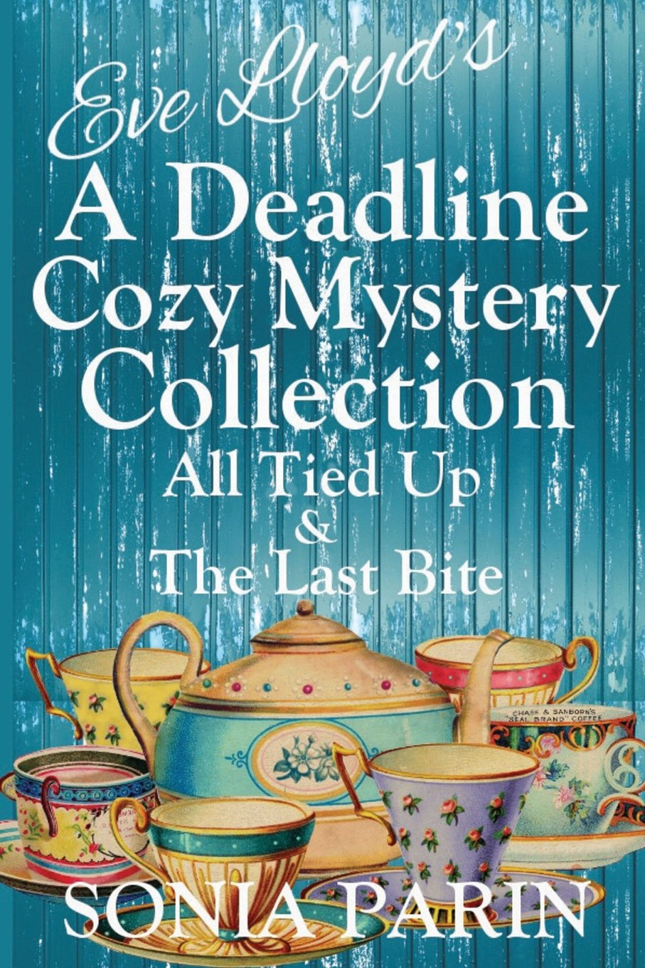 Eve Lloyd's A Deadline Cozy Mystery Collection: All Tied Up & The Last Bite (Volume 2) ebook