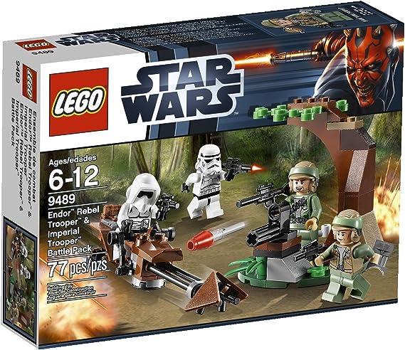 Lego® Star Wars Minifigur Endor Rebel aus Set 75094  Neu